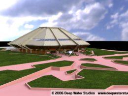 EPCOT Center Horizons 3D Model Render 7-9-06 02