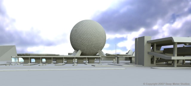 May 15, 2007 EPCOT Center Project Image 1