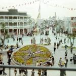 "Nara Dreamland ""Main Street"" circa 1963"