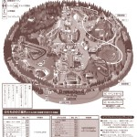 Nara Dreamland Map