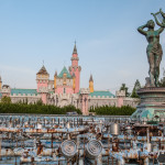 Nara Dreamland Castle
