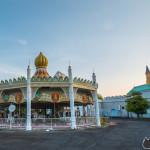 Nara Dreamland Carousel